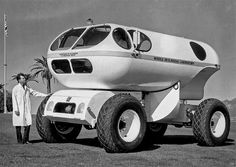 ... General Motors to the Moon! | Flickr - Photo Sharing! Lunar Vehicle Prototype for post-Apollo