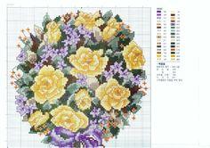 Gallery.ru / Фото #1 - цветочные деревца - irisha-ira