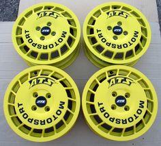 "ATS Motorsport 15"" wheels"