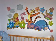 Kinderzimmer gestalten wand
