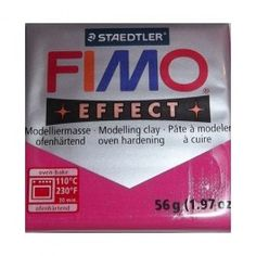 FIMO EFFECT RUBY-QUARZO TRASPARENTE N,286