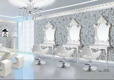 baroque hair salons - Google Search