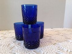 On Sale 20% Off  Avon Royal Sapphire by CharliesVintageAttic