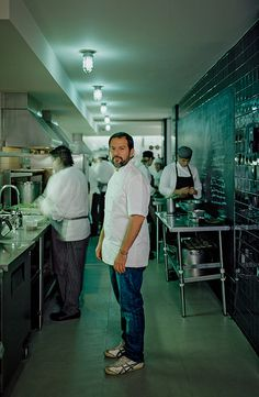 SOAPBOX: ENRIQUE OLIVERA  Mexico's most famous chef on authenticity and why his countrymen cooking abroad should come home.