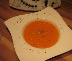 Rezept Tomatencréme Suppe wie von Oma von Damapali - Rezept der Kategorie Suppen
