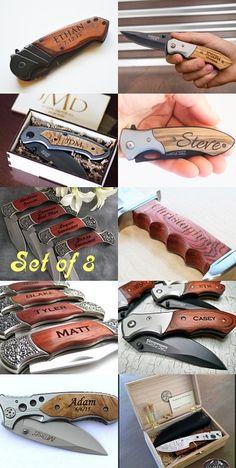 #Handmade Knives Beatiful handmade knives from best sellers. #handmade #gift #knife