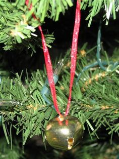 Fun Christmas Crafts for Kids: Jingle Bells - Mama Smiles - Joyful Parenting
