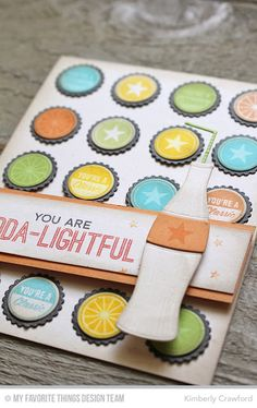 For the Love of Paper: you are soda-lightful: MFT Stamps September Releas...