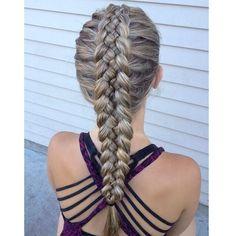 amazing, beautiful, creative, dutch braid, hair, skill, tumblr
