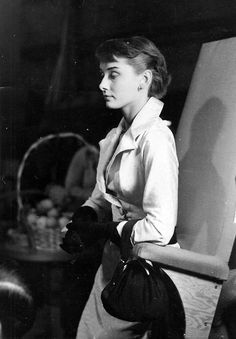 Audrey Hepburn in The Lavender Hill Mob (1951)
