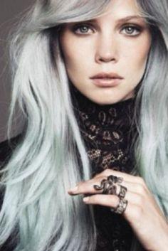 pravana chromasilk vivids * SILVER * Punk Emo Hair Pravana Pastel. Platinum Hair