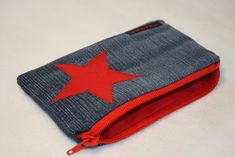 Sewing Hacks, Sewing Tips, Jeans, Coin Purse, Purses, Wallet, Knitting, Appliques, Couture