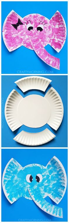 Easy Art For Kids Crafts Paper Plates 63 Trendy Ideas Crafts For Kids To Make, Projects For Kids, Craft Projects, Painting Crafts For Kids, Kids Diy, Arts And Crafts For Kids For Summer, Painting Ideas For Kids, Crafts For Preschoolers, Simple Crafts For Kids