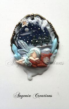 winter cammeo , season collection by AngeniaC.deviantart.com on @deviantART