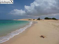 Boavista (Cabo Verde) - Praia de Chavez, August 2009
