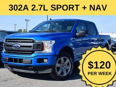 Stock # 07.20 - 9F2027  Cash Price: $40,999.00  MSRP: $56,849.00  $0 DOWN, Loaded with XLT SPORT PACKAGE (302A) which has a 2.7L Ecoboost Engine known for performance and gas saver:    *Cash price and weekly price mentioned in this ad includes $1,000 Conquest/Loyalty Bonus. To quality for this, customer needs to trade in existing vehicle or bring their leased vehicle back. For unqualified customer; cash price is $41,999 and weekly price is $125. Ford Employee, Gas Saver, Car Deals, 2019 Ford, Loyalty, Good News, Ontario, 4x4, Engineering
