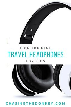 Let's face it - travel is noisy! Help your kids sleep, focus and settle down with a pair of noise cancelling headphones. They are a must have item to pack when travelling with kids. Click to read reviews for yourself!