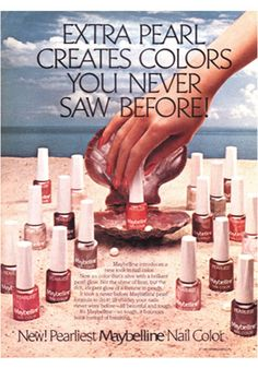Maybelline, 1980s