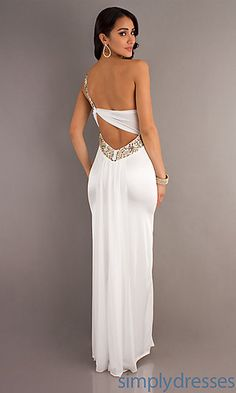 1000 images about bride reception dress on pinterest for Long dress for wedding reception