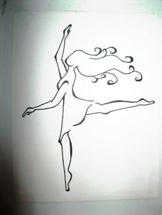 dance tattoo designs | ... looking at other dancer tattoo s and here is what i have come up with