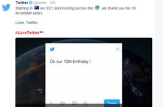 Communicators reflect on Twitter's 10th anniversary:Twitter helped define the term 'social media.' As it turns a decade old, social media managers, marketers and professional wordsmiths discuss how the platform has affected their efforts.