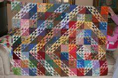 Quilt | I took this of a quilt that my friend's mother made.… | Flickr