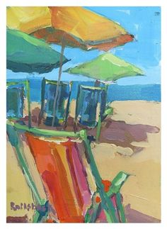 Framed Beach Days Print