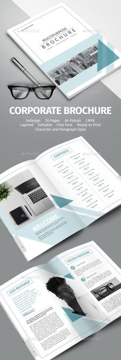 Corporate Brochure Company Profile 2