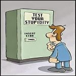 Share this if you aren't stupid ;)