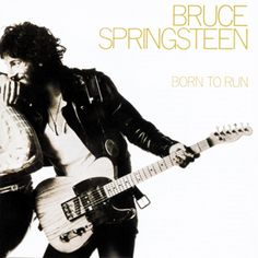 "Bruce Springsteen released his third album, ""Born To Run"". It was the album that really set off his career, with hit songs and radio airplay up the a…. Greatest Album Covers, Rock Album Covers, Classic Album Covers, Music Album Covers, Music Albums, Lp Album, Pop Rock, Rock And Roll, Bruce Springsteen Albums"