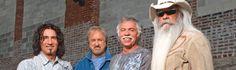 Win two tickets to the Oakridge Boys in Provo