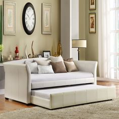 Home Creek Melanie Daybed with Trundle