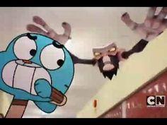 Gorilla Chase | The Amazing World of Gumball | Cartoon Network