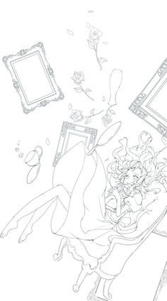 Animal Coloring Pages, Coloring Book Pages, Copic Drawings, Anime Lineart, Sad Art, Art Poses, Anime Sketch, Art Reference Poses, Manga Drawing