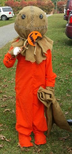 sam from the trick r treat movie i made this costume for my 9 year - Trick R Treat Halloween Costume