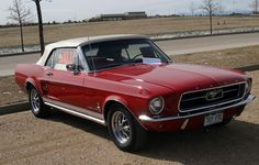 1967 Ford Mustang Convertible | by coconv