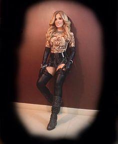 Madonna, Gloria Trevi, Fashion Boots, Selena, Wonder Woman, Dark Art, Hair Styles, Sexy, Singers