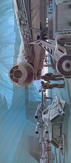 Star Wars 07 Ralph Mc Quarrie