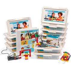 LEGO Education WeDo Intro Classroom Packs,prod120009