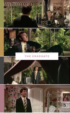 The Graduate color palette.