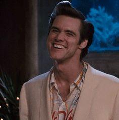Jim Carrey thumbs up GIF animation