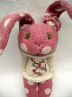 Little Sockamajig Bunny