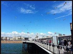 View along Brighton Palace Pier (Adore Travel)