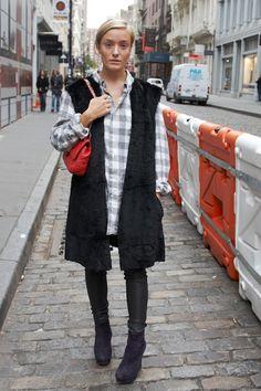 Kate Foley - the Fashion Spot