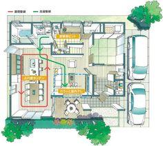 パナホーム CASART (カサート)   モデルハウス   岡崎中日ハウジングセンター