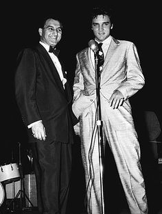 June 28 1957 ,Elvis appeared briefly on stage with Danny Thomas at Thomas' Shower of Stars to benefit St. Jude's Hospital at Russwood Park in Memphis. Rare Elvis Photos, Elvis Presley Photos, Jane Russell, Memphis, Danny Thomas, Elvis Quotes, Young Elvis, Priscilla Presley, Chuck Berry