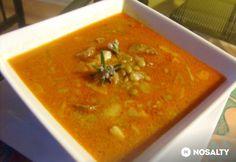 Rozmaringos lencseleves Ethnic Recipes, Food, Diet, Eten, Meals