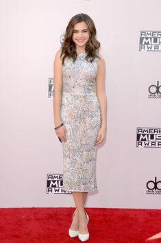 Bailee Madison Cocktail Dress