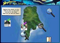 http://sea.sheddaquarium.org/sea/mysteriesofapo/flash.html  Simulation to teach scientific process