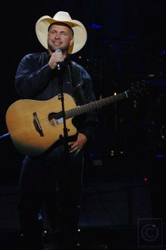 Garth Brooks (pretty much the only country I can listen to)